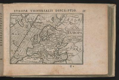 Tabularum geographicarum contractarum libri quatuor : cum luculentis singularum tabularum explicationibus