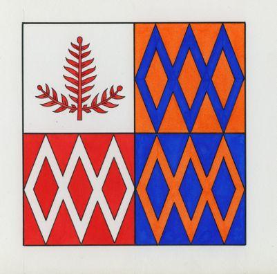 Stanford University. School of Engineering. Flag