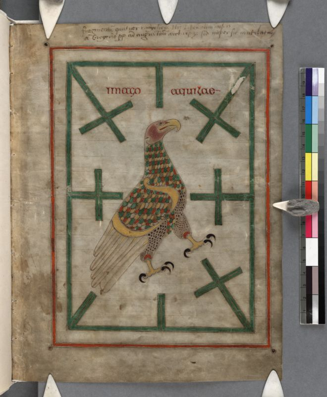 Cambridge, Corpus Christi College, MS 197B: The Northumbrian Gospels