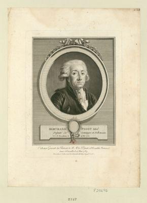 Bertrand Pegot nég.t Député de Cominges et Nébouzan né à S.Gaudens le 14 mai 1750 : [estampe]