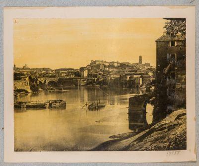 Ponte Sublicio, vestigi del ponte