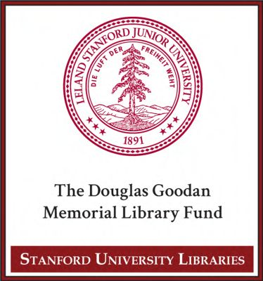 The Douglas Goodan Memorial Library Fund