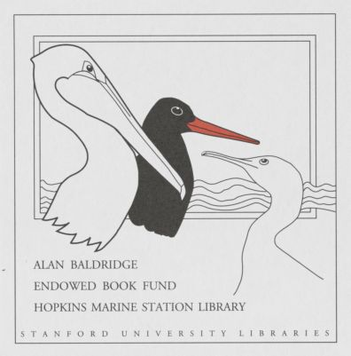 Alan Baldridge Endowed Book Fund : Hopkins Marine Station Library