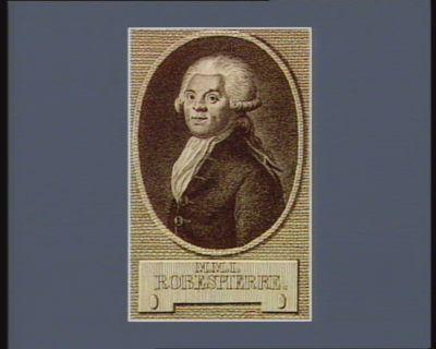 M.M.I. Robespierre [estampe]