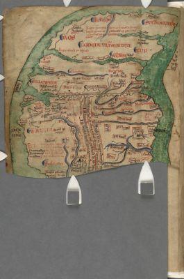 Cambridge, Corpus Christi College, MS 016I: Matthew Paris OSB, Chronica maiora II