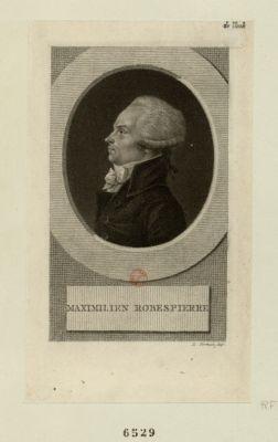 Maximilien Robespierre [estampe]