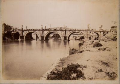 Ponte Elio, veduta da nord
