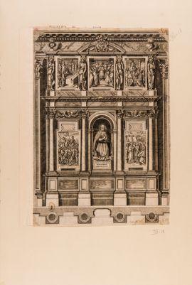 Chiesa di Santa Maria Maggiore.Cappella Paolina