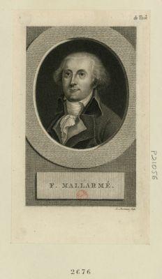 F. Mallarmé [estampe]