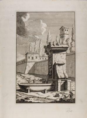 Foro Romano, abbeveratoio, tempio dei Castori