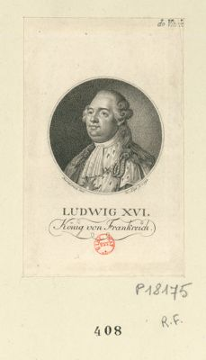 Ludwig XVI König von Frankreich : [estampe]