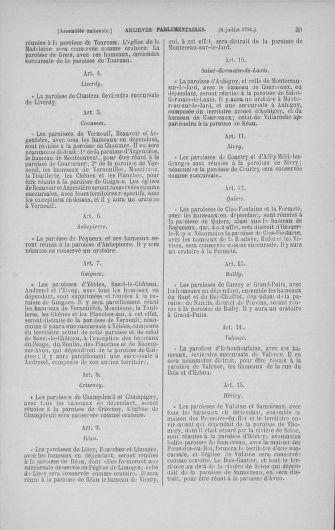 Tome 28 : Du 6 au 28 juillet 1791 - page 39