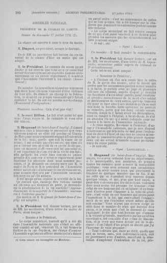 Tome 28 : Du 6 au 28 juillet 1791 - page 380