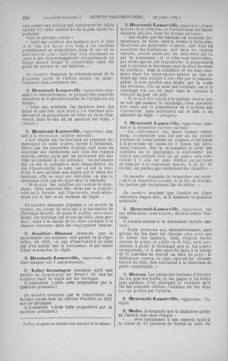 Tome 28 : Du 6 au 28 juillet 1791 - page 450