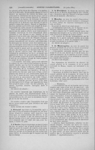 Tome 28 : Du 6 au 28 juillet 1791 - page 528