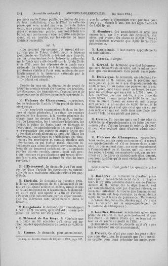 Tome 28 : Du 6 au 28 juillet 1791 - page 584
