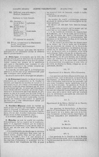 Tome 28 : Du 6 au 28 juillet 1791 - page 595