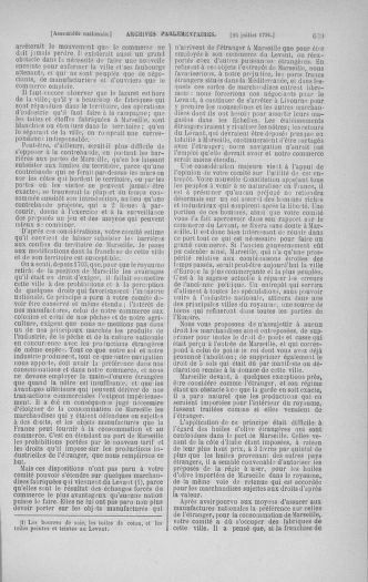 Tome 28 : Du 6 au 28 juillet 1791 - page 639