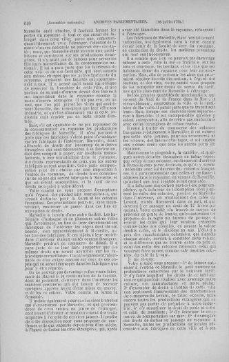 Tome 28 : Du 6 au 28 juillet 1791 - page 640