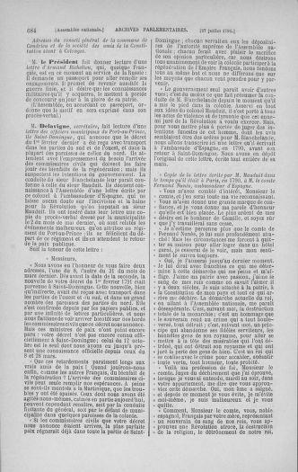 Tome 28 : Du 6 au 28 juillet 1791 - page 684