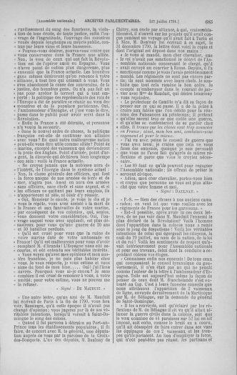 Tome 28 : Du 6 au 28 juillet 1791 - page 685