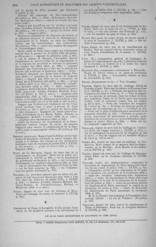 Tome 28 : Du 6 au 28 juillet 1791 - page 804