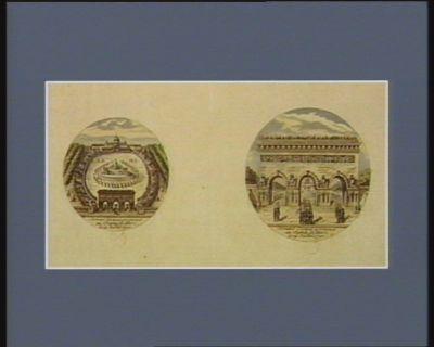 Serment civique prononcé au <em>Champ</em> <em>de</em> <em>Mars</em>, le 14 juillet 1790 [estampe]
