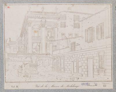 Campidoglio, casa di Michelangelo