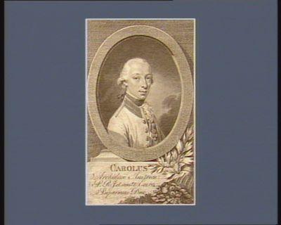 Carolus archidux Austriae S.R.J. et Austr. exerc. supremus dux : [estampe]