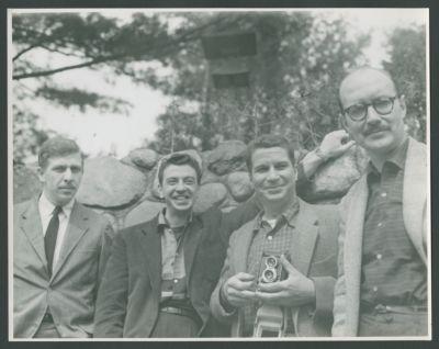 Birch Smith, Thad Vandon, Turk Murphy and Don Ewell