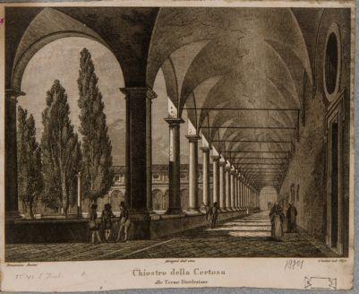 Chiostro della Certosa alle terme di Diocleziano