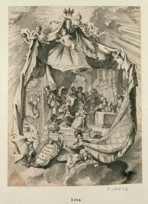 Compte rendu au roi par M.r Necker [estampe]