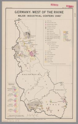 Map Of Germany 1960.Maps Of Germany Office Of Strategic Services Maps Spotlight At