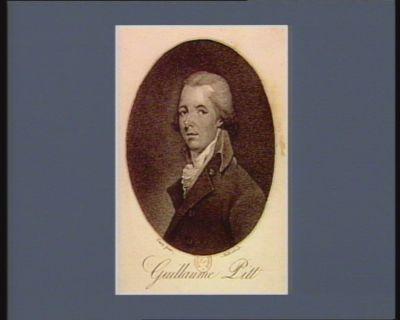Guillaume Pitt [estampe]