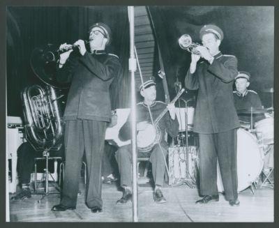 Turk Murphy Band at the Aragon Ballroom with Bill Napier, Pat Patton, Don Kinch and Stan Ward