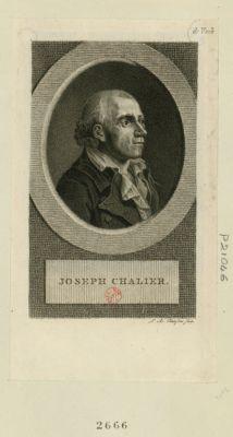 Joseph Chalier [estampe]