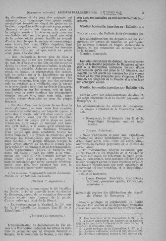 Tome 81 : Du 6 au 19 décembre 1793 - page 3