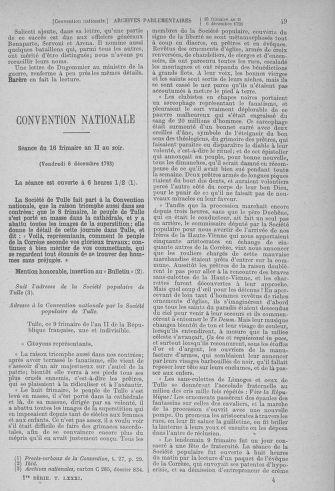 Tome 81 : Du 6 au 19 décembre 1793 - page 49