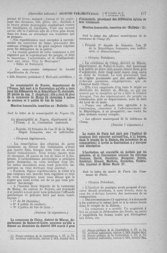 Tome 81 : Du 6 au 19 décembre 1793 - page 187