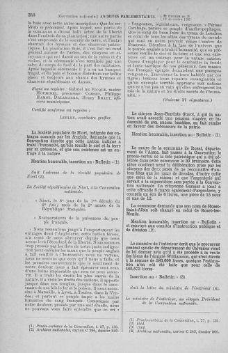 Tome 81 : Du 6 au 19 décembre 1793 - page 350