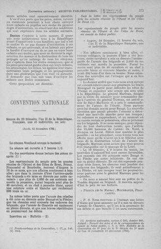 Tome 81 : Du 6 au 19 décembre 1793 - page 373