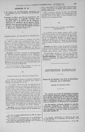 Tome 81 : Du 6 au 19 décembre 1793 - page 423