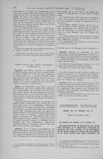 Tome 81 : Du 6 au 19 décembre 1793 - page 556