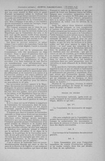 Tome 81 : Du 6 au 19 décembre 1793 - page 633