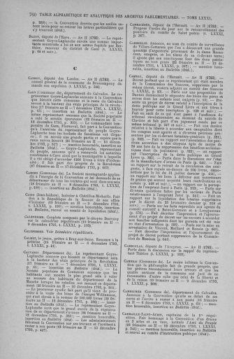 Tome 81 : Du 6 au 19 décembre 1793 - page 760