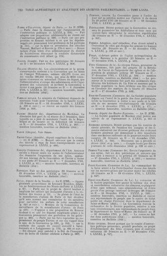 Tome 81 : Du 6 au 19 décembre 1793 - page 780