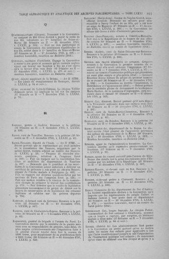 Tome 81 : Du 6 au 19 décembre 1793 - page 811