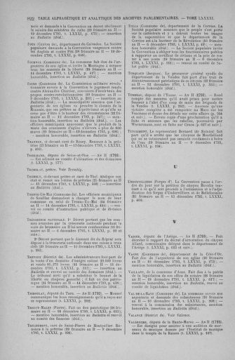 Tome 81 : Du 6 au 19 décembre 1793 - page 822