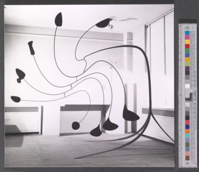Alexander Calder Stabile; 'The Spider'