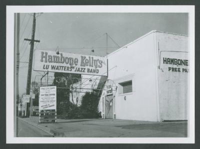 Street view of Hambone Kelly's